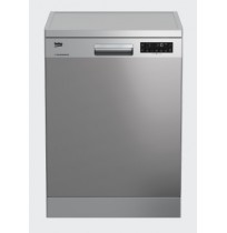 Beko Dishwasher Stainless Steel: DFN28430X