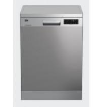 Beko Dishwasher Stainless Steel: DFN28430X