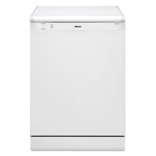 Beko 60 cm White Freestanding Dishwasher: DSFN4630W