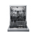 Midea 12 Place Setting Dishwasher - Stainless Steel: JHDW122FS