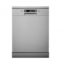 Midea 14 Place Setting Dishwasher - Stainless Steel: JHDW142FS