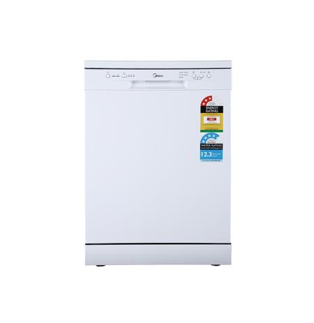 Midea 14 Place Setting Dishwasher - White: JHDW143WH