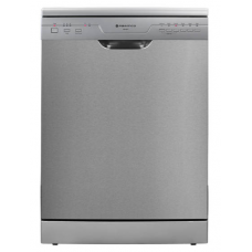 Parmco 600mm Freestanding Dishwasher, Economy, Stainless Steel: PD6-PSE-2