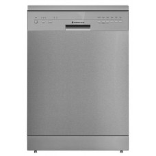Parmco 600mm Freestanding Dishwasher, Economy, Stainless Steel: PD6PSDF2