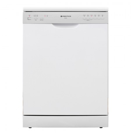 Parmco 600mm Freestanding Dishwasher, Economy, White: PD6PWE3