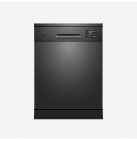 Robinhood 6 Function Dishwasher Black: DWM12P6FBK