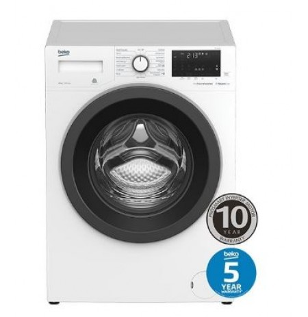 Beko 10kg Front Loading Washing Machine: BFL1010W