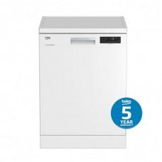 Beko 60cm Dishwasher: DFN38450W