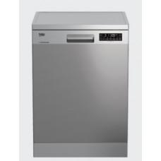 Beko Dishwasher Stainless Steel: DFN38450X