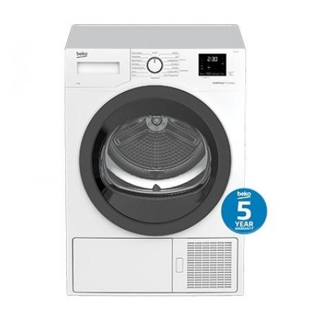 Beko 8kg Sensor Controlled Heat Pump Dryer: BDP810W