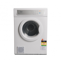 Midea 7kg Vented Dryer: DMDV70
