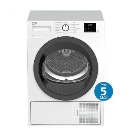 Beko 7kg Sensor Controlled Condensor Dryer Dryer: BDC710W