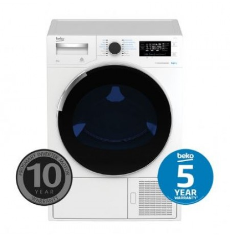 Beko 8kg Hybrid Heat Pump Dryer: BDP83HW