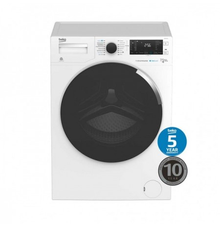 Beko 7.5 kg Wash/ 4 kg Dryer: BWD7541IG