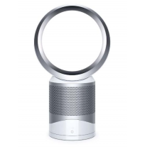 Dyson Pure Table Fan White/Silver: DP03