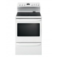 Haier Freestanding Range with Ceramic Cooktop: HOR61S8CEWSW1