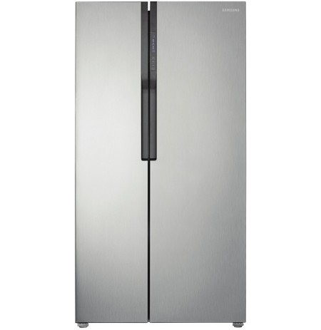 Samsung Side by Side Door Stainless Steel Fridge: SRS583NLS