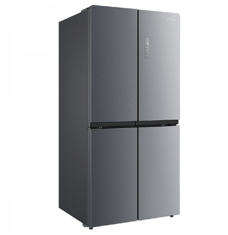 Midea 545L 4-Door Fridge Freezer: JHCDSBS545SS