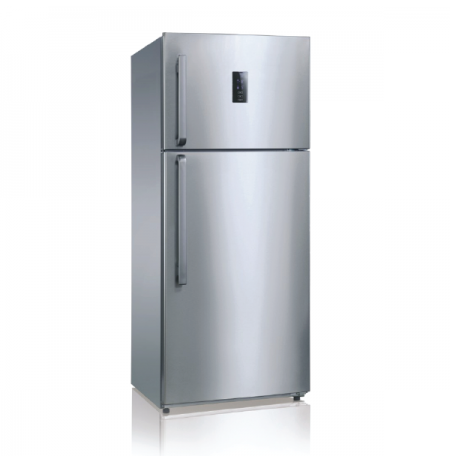 Midea 470L Top Mount Fridge Freezer: JHTMF470SS