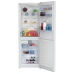Beko 320L White Bottom Mount Refrigerator: RCNA340K30ZW