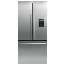 Fisher & Paykel 519L French Door Ice & Water Fridge: RF522ADUX5