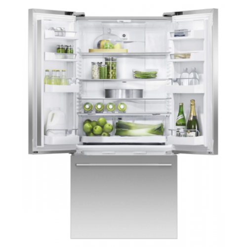 Fisher Paykel Activesmart 519l French Door Stainless Steel Fridge