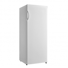 Midea 172L Upright Freezer Reversible Door White: JHSD172