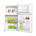 Midea 91L Top Mount Fridge Freezer: JHTMF91SS