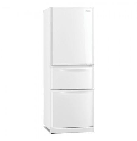 Mitsubishi 375L Connoisseur Multi Drawer: MR-C375G-W-A