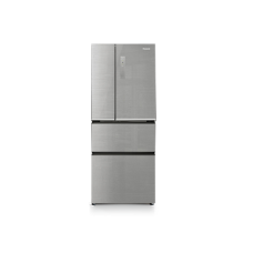 Panasonic 653L Multi-door Glass Fridge: NR-D655XGSAU