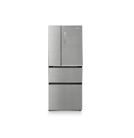 Panasonic Multi-door Glass Fridge: NR-D655XGSAU