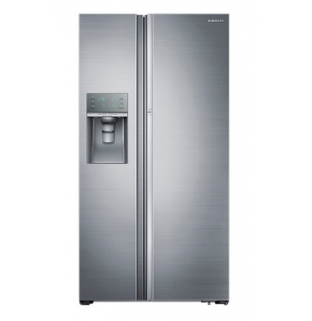 Samsung 636L Side by Side Food Showcase Refrigerator: SRS636SCLS