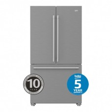 Beko 629L Stainless Steel French Door Fridge Freezer: BFD629DX LAST ONE!