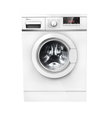 Midea Glory Series 7.5KG Front Load Washing Machine: DMFLW75G
