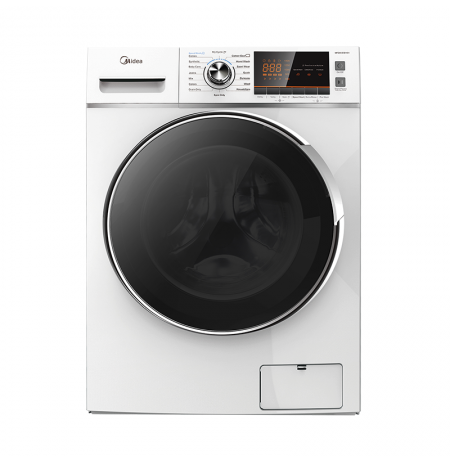 Midea All-in-One Washer and Dryer Combo 10kg: DMFLWD10S