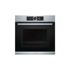 Bosch Oven Combi MW Oven with Added Steam: HNG6764S1A