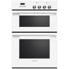 Fisher & Paykel Double 60cm Built-in Oven: OB60B77CEW3