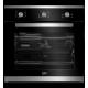 Beko 94 Lt Multifunction & Pyrolytic Built-in Oven: BIM35404XPS