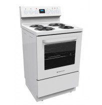 Parmco 600mm Free standing Stove Radiant Top: FS60R-4W