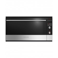Fisher & Paykel Built-in Oven, 90cm 100L, 9 Function, Pyrolytic: OB90S9MEPX3