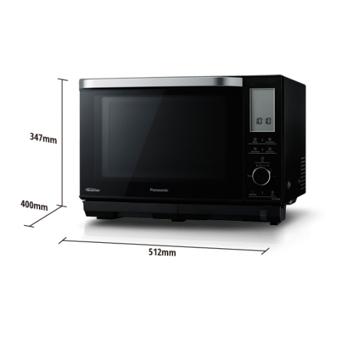 Panasonic Steam Combination Oven : NN-DS596BQPQ