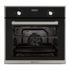 Parmco 600mm 76Litre Oven, 8 Function, Stainless Steel: OX766S81