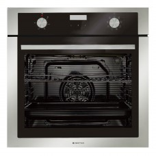 Parmco 600mm 76L Oven, 8 Function, Stainless Steel: OX7-3-6S-8