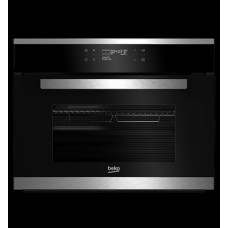 Beko Oven with Microwave: BCW15500X