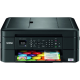 Brother A4 Inkjet All In One Printer:  MFCJ480DW