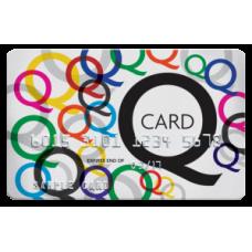 5% Q-card fee