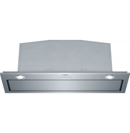 Bosch 86cm Serie|8 Canopy Cooker Hood, Stainless Steel: DHL895DAU