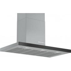 Bosch 90cm Serie|8 Wall-Mounted Cooker Hood, Stainless steel: DWB91PR50A