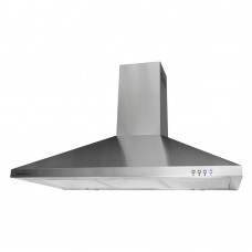 Parmco 900mm Stainless Steel Rangehood: RCAN-9S-1000