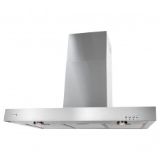 Parmco 90cm Stainless Steel Range Hood RBOX-9S-1000